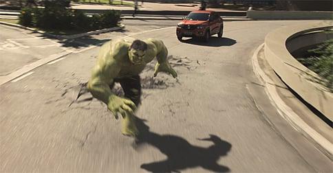Hulk-Kwid