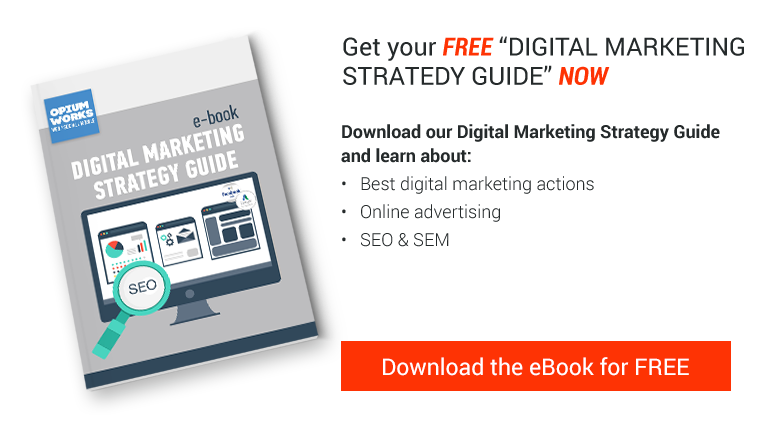 Digital Marketing Strategy Guide - Free Ebook